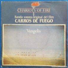 Discos de vinilo: SINGLE / VANGELIS / CARROS DE FUEGO - ERIC'S THEME / POLYDOR 20 59 341 / 1981. Lote 225959726