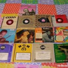 Discos de vinilo: LOTE DE 12 SINGLES AÑOS 40/50. Lote 225966405