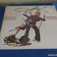 Discos de vinilo: LOCH01 LP COUNTRY DE LA EPOCA 9 TO 5 ODD JOBS DOLLY PARTON MUY BUEN ESTADO GENERAL. Lote 225971510