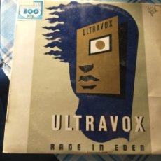 Discos de vinilo: ULTRAVOX LP. Lote 225973796