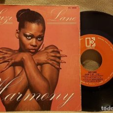 Discos de vinilo: SUZI LANE - HARMONY. Lote 225975960