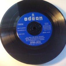 Discos de vinilo: ANTONIO MOLINA LA HIJA DE JUAN SIMON TE LLAMABAN LA CAOBA SOY UN POBRE PRESIDIARIO EL MACETERO EP. Lote 225982602