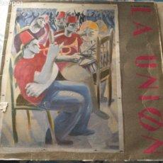 Discos de vinilo: LA UNIÓN LP. Lote 225988005