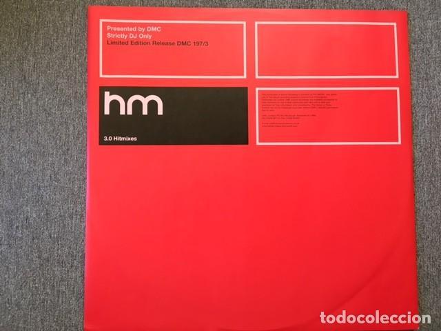 LIMITED EDITION RELEASE 197/3 .3.0 HITMIXES EDICIÓN INGLESA DE 1999 STRICTLY DJ. ONLY (Música - Discos de Vinilo - Maxi Singles - Pop - Rock Extranjero de los 90 a la actualidad)
