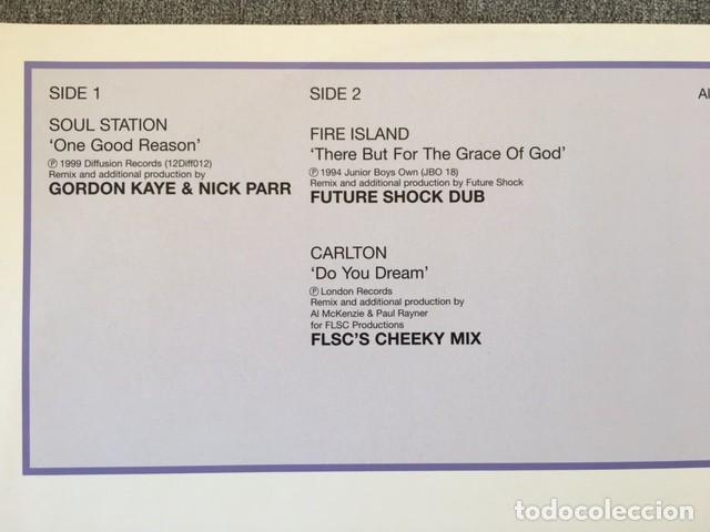Discos de vinilo: LIMITED EDITION RELEASE 196/1 . REMIX CULTURE EDICIÓN INGLESA DE 1999 STRICTLY DJ. ONLY - Foto 2 - 225992925