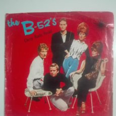 "Discos de vinilo: VINILO 7"" SINGLE THE B-52'S DIRTY BACK ROAD / GIVE ME BACK MY MAN - 1980 - 55G. Lote 226005260"