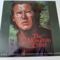 Dischi in vinile: LA COSTA DE LOS MOSQUITOS (THE MOSQUITO COAST )- BANDA SONORA- USA LP 1986 - NUEVO. PRECINTADO.. Lote 226045221