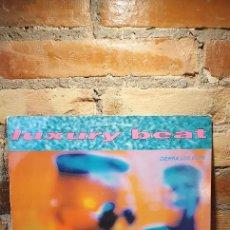 Discos de vinilo: LUXURY BEAT CIERRA LOS OJOS MAXI. Lote 226067935