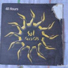 Discos de vinilo: 48 HOURS - E.P. 1. Lote 226079520