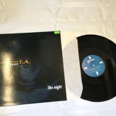 Discos de vinilo: DJ CHARLIE BROWN FEAT TA. Lote 226082112