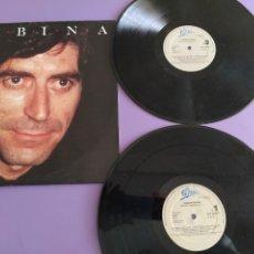 Disques de vinyle: DIFICIL DOBLE LP 1990.JOAQUIN SABINA:MUCHO SABINA.CALLE MELANCOLIA/PONGA Q HABLO DE MADRID/EH,SABINA. Lote 226089925