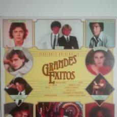 """Discos de vinilo: VINILO 12"""" LP GRANDES EXITOS ORIGINALES ANA BELEN MIGUEL BOSE PECOS TED NUGENT - 1981 - 220G. Lote 226128086"""