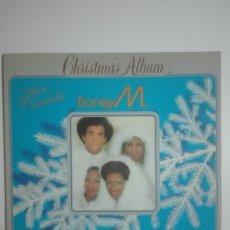 "Discos de vinilo: VINILO 12"" LP BONEY M. CHRISTMAS ALBUM - FELICES NAVIDADES 1981 - 230G. Lote 226131170"