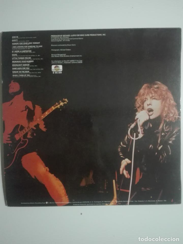 """Discos de vinilo: VINILO 12"""" LP LEIF GARRETT GAME GOES FOR YOU - 1979 - 230g - Foto 3 - 226133310"""