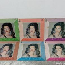 Discos de vinilo: 6 LP LA OBRA DE CONCHA PIQUER. Lote 226138475
