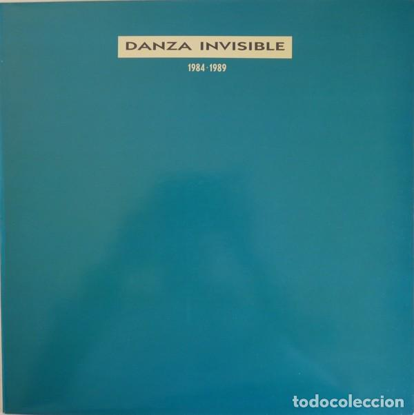 Discos de vinilo: Danza Invisible – 1984 - 1989 - LP Spain 1989 - Foto 1 - 226142332