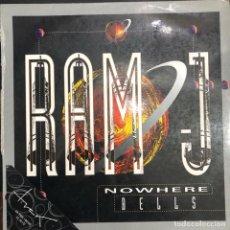 """Disques de vinyle: RAM-J - NOWHERE BELLS DISCO VINILO MAXI 12"""". Lote 226206053"""