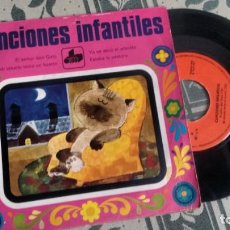 Discos de vinilo: E.P. ( VINILO) DE CANCIONES INFANTILES AÑOS 70. Lote 226218087