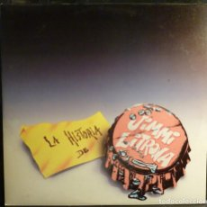 Discos de vinilo: LA HISTORIA DE JIMMY LITRONA //PROMO//BENITO PEINADO//1990 //(VG VG). MAXI. Lote 226234500