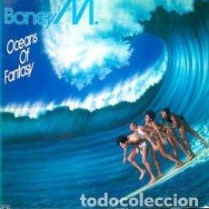 Discos de vinilo: BONEY M. – OCEANS OF FANTASY. Lote 226239253
