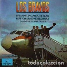 Discos de vinilo: LOS BRAVOS – LOS BRAVOS. Lote 226243570