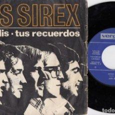 Dischi in vinile: LOS SIREX - BRINDIS - SINGLE DE VINILO. Lote 226250295