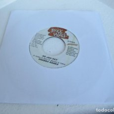 "Discos de vinilo: SHABBA RANKS / SO JAH SAY / SATTA RHYTHM / JAMAICA SINGLE 7"" / REGGAE RAGGA / VG+. Lote 226257570"