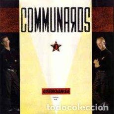 Discos de vinilo: COMMUNARDS* – DISENCHANTED. Lote 226268865