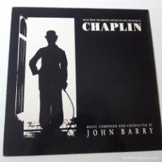 Dischi in vinile: CHAPLIN - BANDA SONORA - SPAIN LP 1993- JOHN BARRY- CHARLES CHAPLIN- VINILO COMO NUEVO.. Lote 226278225