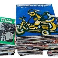 Discos de vinilo: GRAN LOTE!! 300 SINGLES DE LOS AÑOS 50 A LOS AÑOS 90. Lote 226284157