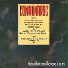 Discos de vinilo: COMMUNARDS* – THE MULTIMIX. Lote 226290850