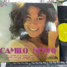 Discos de vinilo: ÉXITOS DE CAMILO SESTO POR LOS COVER'S BAND 1976 /2. Lote 226307751