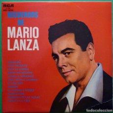 Discos de vinilo: MARIO LANZA: RECUERDOS DE MARIO LANZA - LP - RCA - 1959 - MUY BUEN ESTADO (VG+ / VG+). Lote 226337940