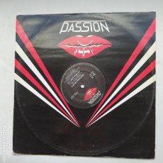 Discos de vinilo: PEOPLE LIKE US / RESTLESS HEARTS. PASSION. MAXI SINGLE. TDKDA78. Lote 226343090