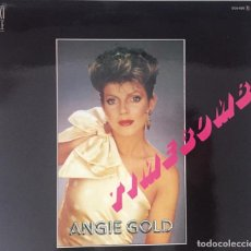 Discos de vinilo: ANGIE GOLD - TIMEBOMB. Lote 226353530