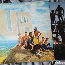 Discos de vinilo: UB40 - UB44. LP EDICIÓN ESPAÑOLA. Lote 226364095