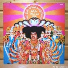 Discos de vinilo: LP ALBUM , JIMI HENDRIX , AXIS BOLD AS LOVE , IMPORT.FRANCIA. Lote 226392338