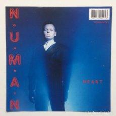 Discos de vinilo: GARY NUMAN – HEART / SHAME UK,1991. Lote 226392420
