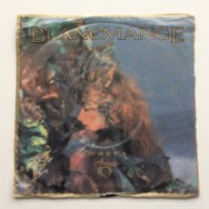 Discos de vinilo: BLANCMANGE ‎– WAVES / GAME ABOVE MY HEAD UK,1983. Lote 226394655