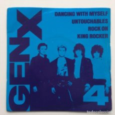 Discos de vinilo: GEN X – 4 UK,1981. Lote 226395185