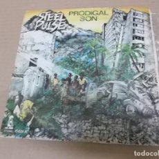 Discos de vinilo: STEEL PULSE (SINGLE) PRODIGAL SON AÑO 1978. Lote 226398670