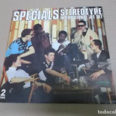 Discos de vinilo: THE SPECIALS (SINGLE) STEREOTYPE AÑO 1980 - PROMOCIONAL. Lote 226398698