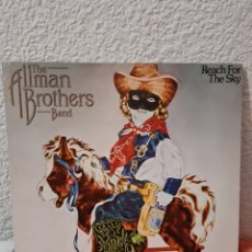 Disques de vinyle: THE ALLMAN BROTHERS BAND-REACH FOR THE SKY. Lote 226399475