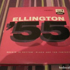 Discos de vinilo: SINGLE ELINGTON 55 CAPITOL 521-1 SPAIN ROCKIN´ IN RHYTHM BLACK AND TAN...JAZZ. Lote 226409695