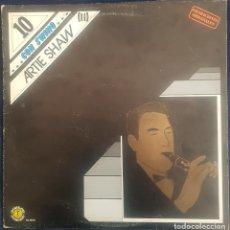 Discos de vinilo: ARTIE SHAW - ...CON SWING.../ LP DOBLON DE 1982 / BUEN ESTADO RF-8851. Lote 226412638