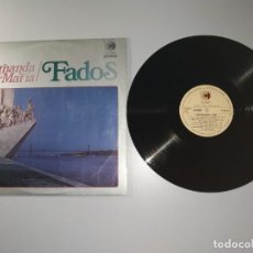 Dischi in vinile: 1120- FERNANDA MARIA FADOS ESPAÑA 1973 LP VIN POR VG DIS VG+. Lote 226440830