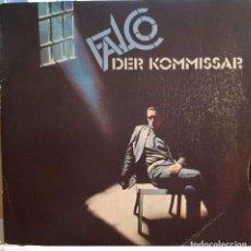 Discos de vinilo: FALCO – DER KOMMISSAR. Lote 226456284