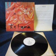 Dischi in vinile: KETAMA (1985) (NUEVOS MEDIOS). Lote 226464840
