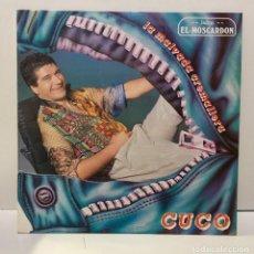Discos de vinilo: CUCO – LA MALVADA CREMALLERA - 1987. Lote 226474105