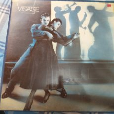 Discos de vinilo: VISAGE LP. Lote 226490630